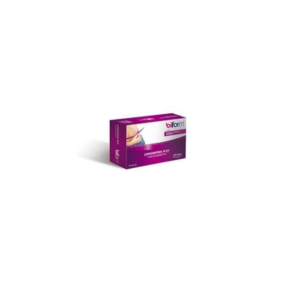 Dietisa BIFORM LIPOCONTROL PLUS 120 cápsulas