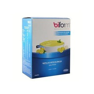 Dietisa BIFORM NATILLAS LIMON 6 sobres