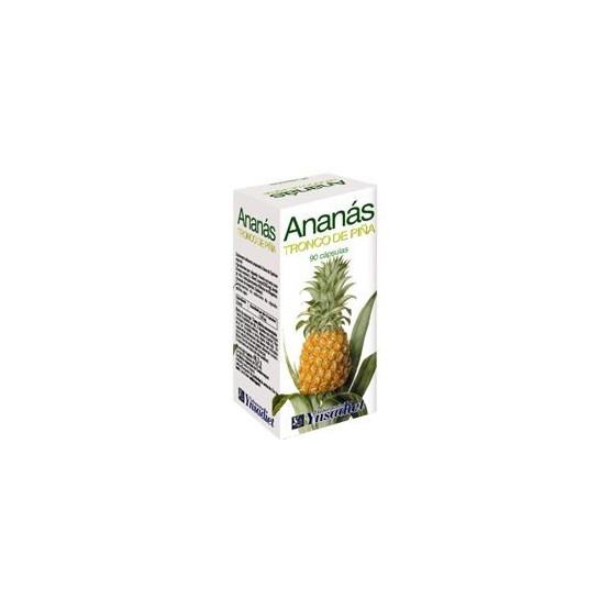 Ynsadiet Ananas (tronco de piña 250mg) 90 capsulas