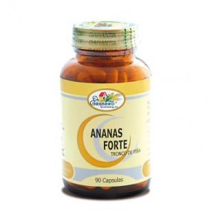El Granero Ananas Forte (tronco de piña 500mg) 90 capsulas