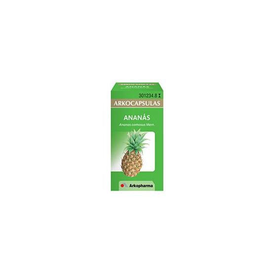 Arkocapsulas Ananas 325 mg 84 capsulas