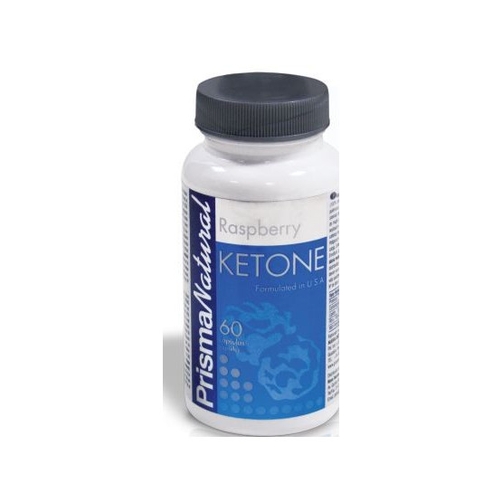Prima Natural Raspberry Ketone 546 mg. 60 capsulas.