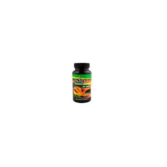 PlantaPol Adipol (mango africano, te verde ,cromo ) 60 cápsulas