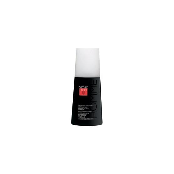 Vichy Homme Desodorante vaporizador ultra-fresco 100 ml.