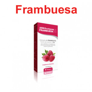 ARKOcetonas de Frambuesa 300