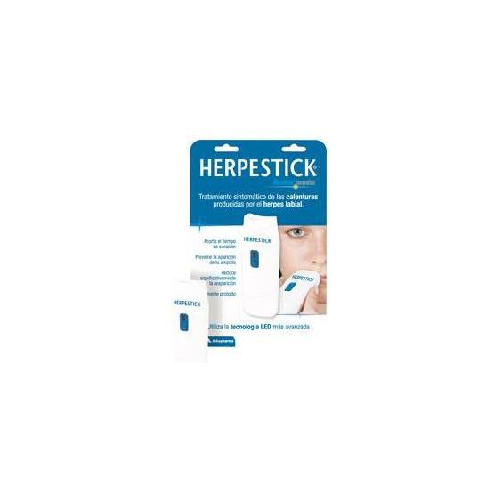 Herpestick dispositivo electrónico para el herpes labial