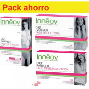Inneov Diet Partner Pack