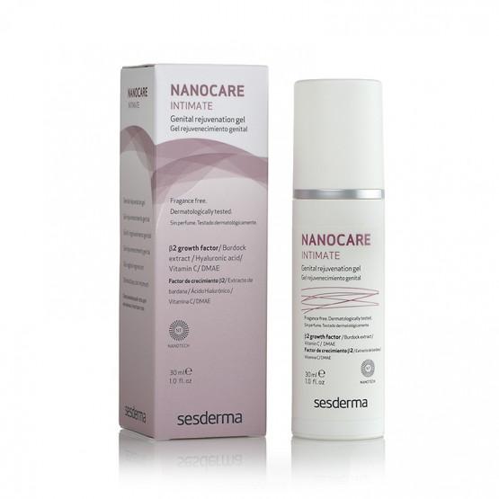 Sesderma Nanocare gel íntimo de rejuvenecimiento genital 30 ml