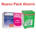 Pack saving TurboSlim Calorilight 120 caps + Camilina 200 capsules