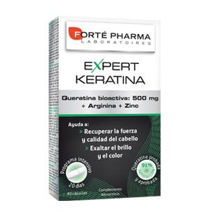 Forté Pharma Expert Keratina 40 cápsulas