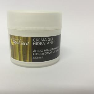 Spai Verd Crema gel hidratante HIDROSOMAS DE MALVA y ALANTOINA 50 ml