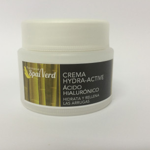 Spai Verd Crema hydra-active ÁCIDO HIALURÓNICO 50 ml
