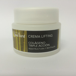 Spai Verd Crema lifting COLÁGENO TRIPLE ACCIÓN 50 ml