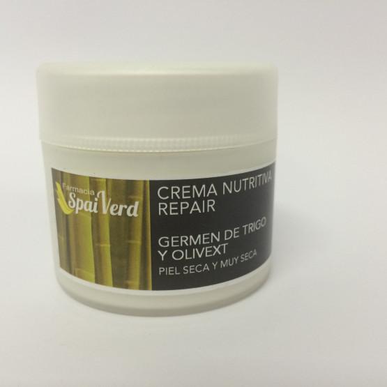 Spai Verd Crema nutritiva repair GERMEN DE TRIGO Y OLIVEXT 5O ml