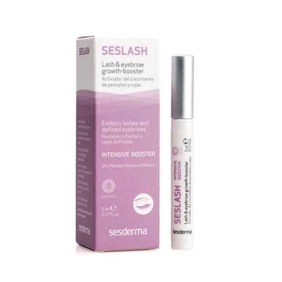 Sesderma Seslash serum para crecimiento de cejas y pestañas 5ml.