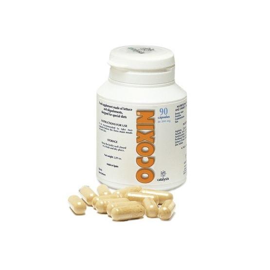 Ocoxin food supplement 300mg 90 caps. Catalysis