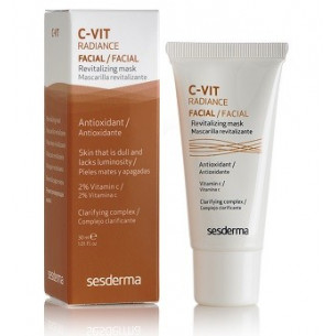 Sesderma C-VIT Facial Radiance Revitalizing Mask 50ml.