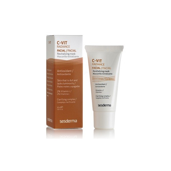 Sesderma C-VIT Facial Radiance Revitalizing Mask 50ml.