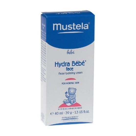Mustela Hydra Bebe Crema Cara 40 ml.