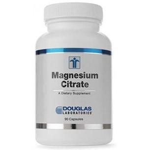 Douglas Citrato de Magnesio (140 mg) 90 capsulas
