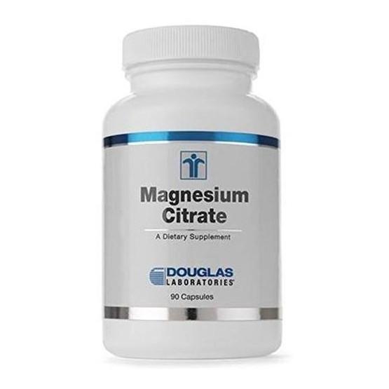 Douglas Magnesium Citrate (140 mg) 90 capsules