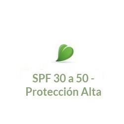 SPF 30 a 50 - Protección Alta