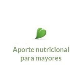 Aporte nutricional para mayores