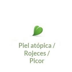 Piel atópica / Rojeces / Picor